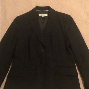 Anne Klein Black Suit Jacket Size 6